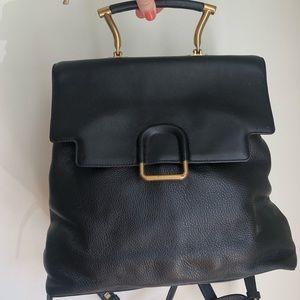 Anne Klein backpack purse
